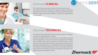 ZHERMACK equipment and accessories