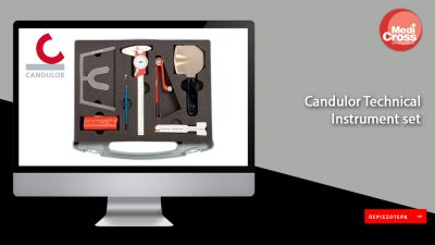 Candulor Technical Instrument set