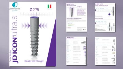 The Dental Implant JDICON.Ultra.s 2,75