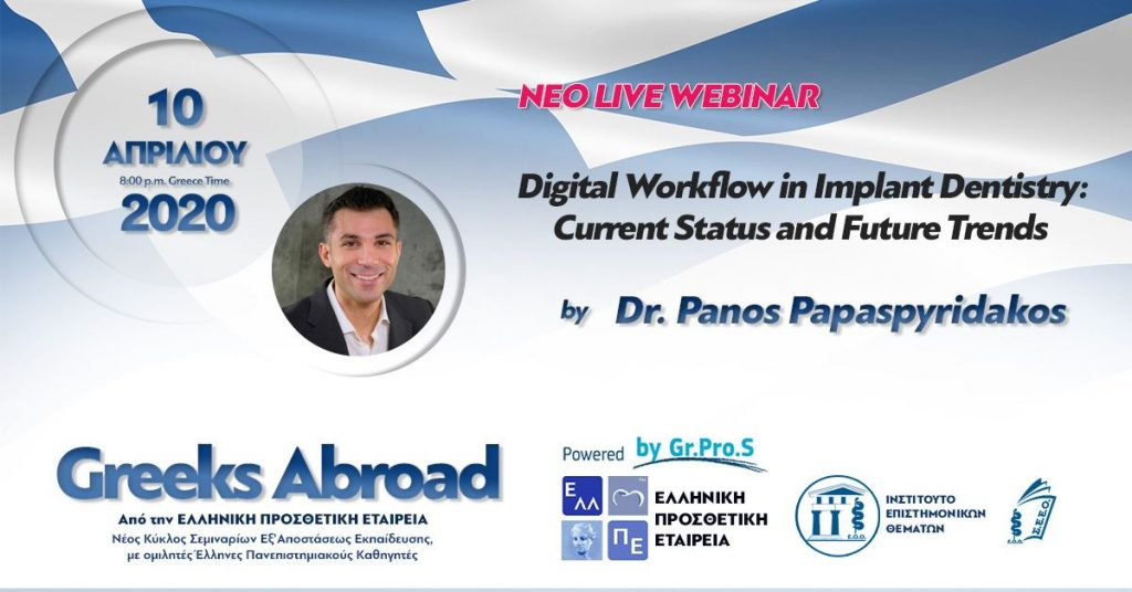 Digital Workflow in Implant Dentistry Current Status and Future Trends