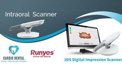ΠΡΟΣΦΟΡΑ ΓΝΩΡΙΜΙΑΣ: Τιμή promo 9.500€ για το ενδοστοματικό Scanner Runyes 3DS